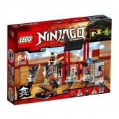 Fuga Prisão Ninjago Lego