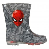 Galochas com luz Spiderman Marvel