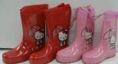 Galochas Hello Kitty 2 cores