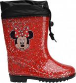 Galochas Minnie Disney Glitter