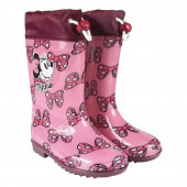Galochas Minnie Lacinhos Disney