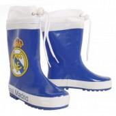 Galochas Real Madrid Azul fecho ajustável