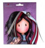 Gancho cabelo fitas de Gorjuss Pulling On Your Heart Strings