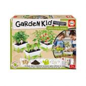 Garden Kid Tomate Alface Rúcula