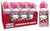 Garrafa Aluminio Hello Kitty