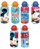 Garrafa Alumínio Mickey Disney Fantástico - sortido