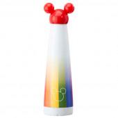 Garrafa Alumínio Mickey Rainbow