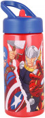 Garrafa Avengers Marvel 410ml