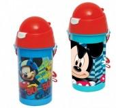 Garrafa c/ fita Mickey Mouse