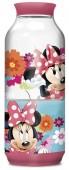 Garrafa com compartimento snack de Minnie Mouse - Bloom