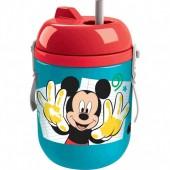 Garrafa de água com o Mickey