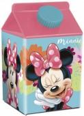 Garrafa de plástico para bebida da Minnie Disney