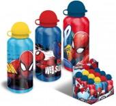 Garrafa em Alumínio do Spiderman Marvel 500ml - Sortido