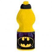 Garrafa Plástica  400ml Batman