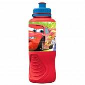 Garrafa plástico 400ml  Cars Disney