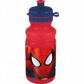 Garrafa plástico 500ml Marvel Spiderman