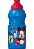 Garrafa plastico desporto do Mickey Mouse