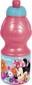 Garrafa plástico desporto Minnie Mouse
