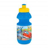 Garrafa plástico desporto Super Wings 400ML.