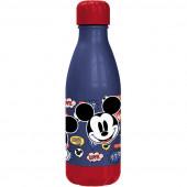 Garrafa Plástico Mickey 560ml