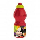Garrafa plastico para desporto Mickey