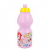 Garrafa Plástico Princesas 400ml