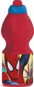 Garrafa Plástico Spiderman Marvel 400ml