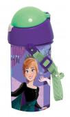 Garrafa Pop Up Frozen 2 Disney 500ml