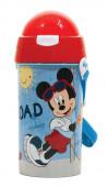 Garrafa Pop Up Mickey Disney