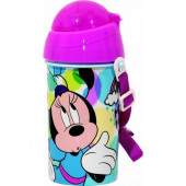 Garrafa Pop Up Minnie - 500ml