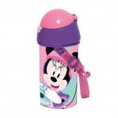 Garrafa Pop Up Minnie Disney 500ml