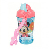 Garrafa Pop Up Minnie Disney