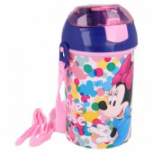Garrafa Pop Up Minnie Feel Good 450ml