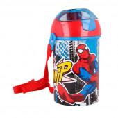 Garrafa Pop Up Spiderman Thwip 450ml