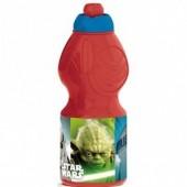 Garrafa Star Wars Plastico
