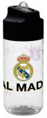 Garrafa Tritan com boquilha do Real Madris 430ml
