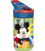 Garrafa Tritan Mickey 480ml