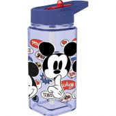 Garrafa Tritan Quadrada Mickey Thing 530ml