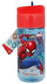 Garrafa Tritan Spiderman Marvel 430ml