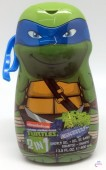 Gel Banho Tartarugas Ninja Leonardo