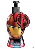 Gel de Banho dos Avengers - Iron Man