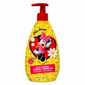 Gel e champo Minnie Disney