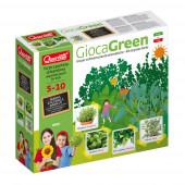 Gioca Green Aprender a Plantar Ervas Aromáticas Quercetti