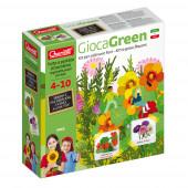 Gioca Green Aprender a Plantar Flores