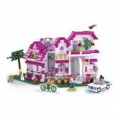 Girls Dream Casa da Vila Sluban 726 pcs