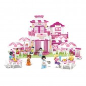 Girls Dream Rest. Romântico 306 pcs
