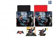 Gola cachecol Batman vs Superman Gotham City