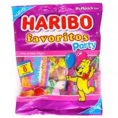 Gomas Haribo Favoritos Party 8 x 30gr