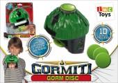 Gormiti Gorm Disc Lança discos