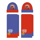 Gorro + Caschecol Mc Queen Cars
